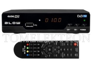 TUNER DVB-T TV BLOW 4606 HD