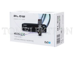 TUNER DVB-T TV BLOW 4505 HD