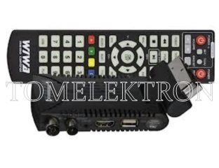 TUNER DVB-T TV WIWA HD50 MEMO