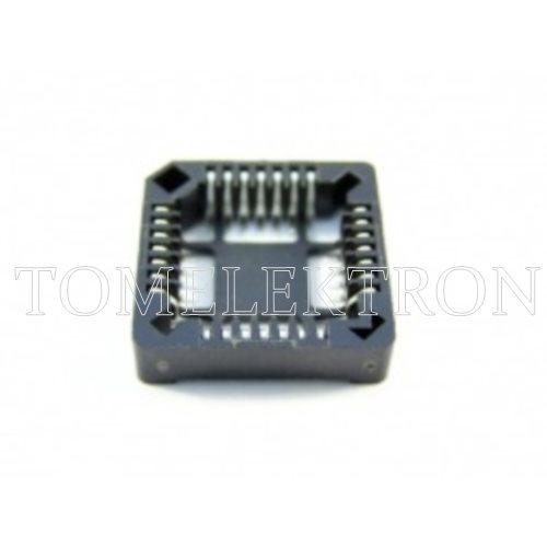 1bf351bdbb4306 PODSTAWKA PLCC 28 GOLD - Tomelektron Sklep internetowy części ...