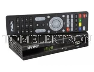 TUNER DVB-T TV WIWA HD-158