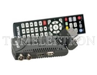 TUNER DVB-T TV WIWA HD50