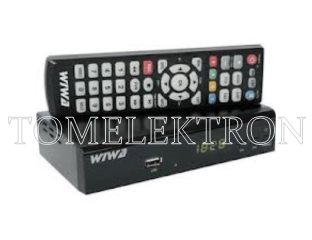 TUNER DVB-T TV WIWA HD90 MEMO