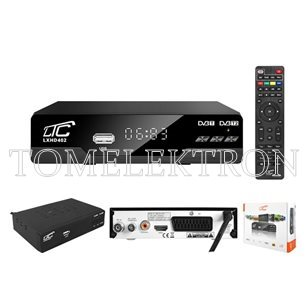 TUNER DVB-T-2 TV LTC HD402