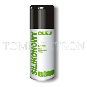 OLEJ SILIKONOWY 150ml SPRAY