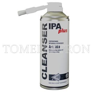 CLEANSER IPA PLUS 400ml SPRAY