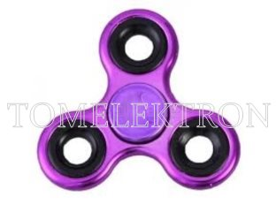 SPINNER ELECTRO FIOLETOWY