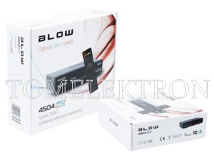 TUNER DVB-T TV BLOW 4504 HD